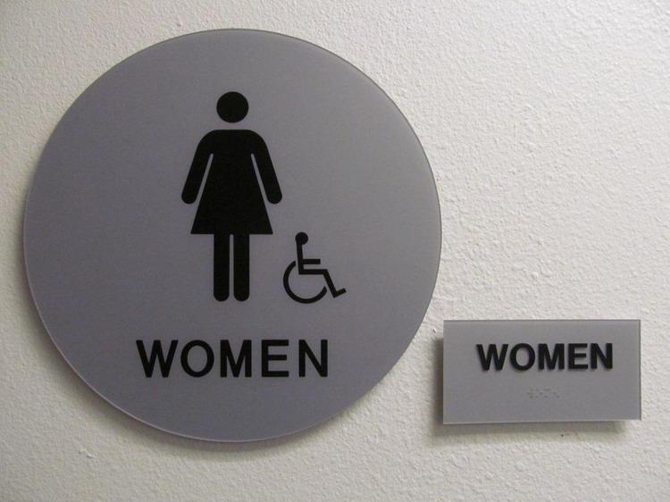 Restroom Directory  - Berloc Sign Co.